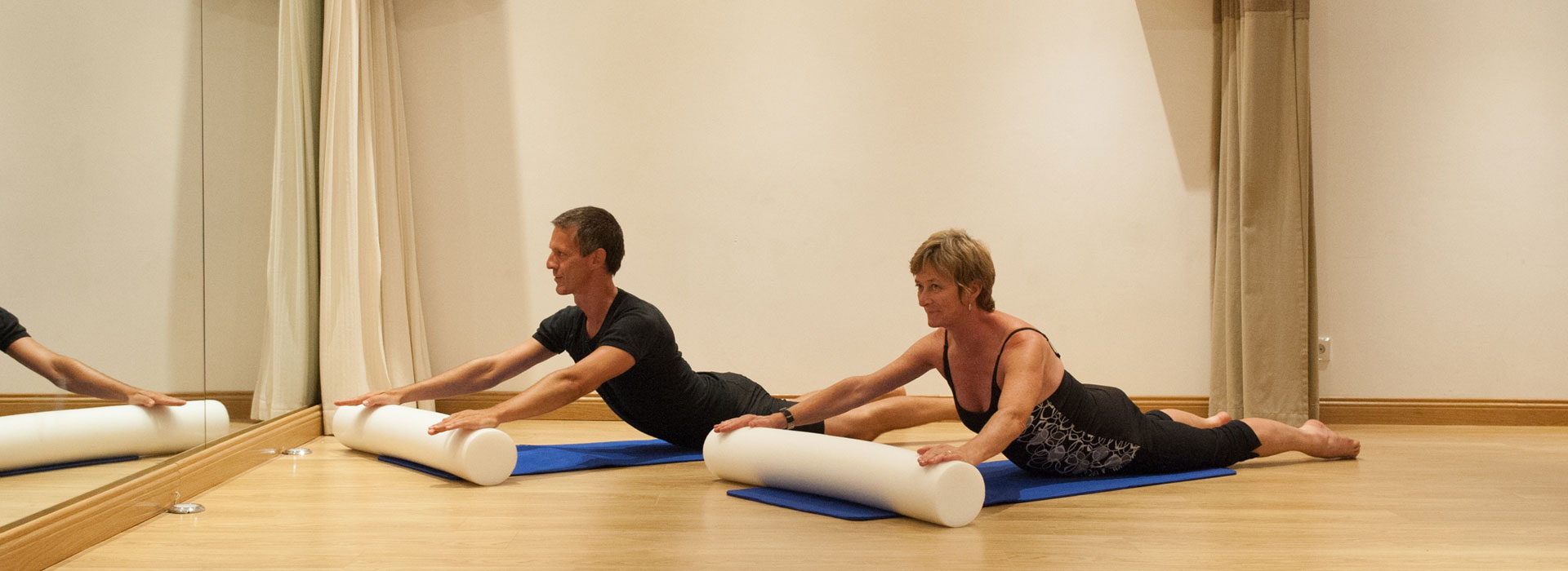 Pilates classes in Sainte Foy Tarentaise